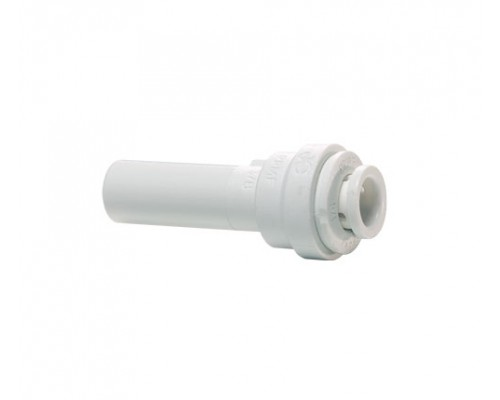 15mm x 12mm  Συστολικός Μαστός White PP