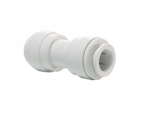 15mm x 12mm Σύνδεσμος συστολικός White PP