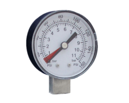 Filter head pressure gauge 3M