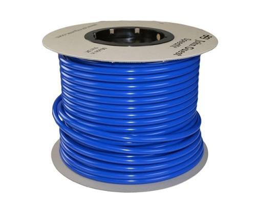 15mm x 11,5mm LLDPE Tubing Blue