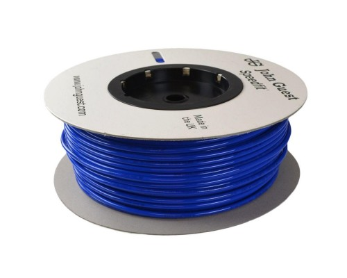 4mm x 2,5mm LLDPE Tubing Blue
