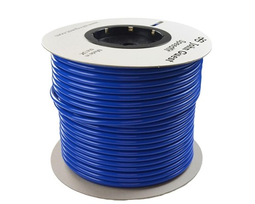 10mm x 7mm LLDPE Tubing Blue