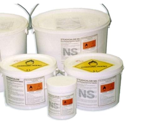 Steadichlor NS 5 kg ταμπλέτες χλωρίου