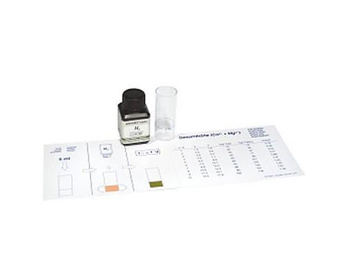 Μέτρηση ολικής σκληρότητας νερού Visocolor Alpha