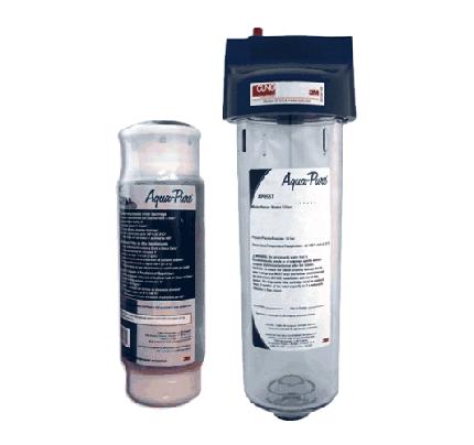 AP055T/AP117 BSPP Φίλτρα νερού κεντρικής παροχής 3Μ™ 2-in-1