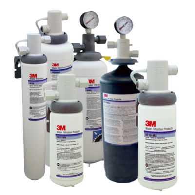 Φίλτρα νερού 3Μ ενεργού άνθρακα για επαγγελματική χρήση