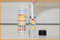 Test strips pH-νερού  0-14